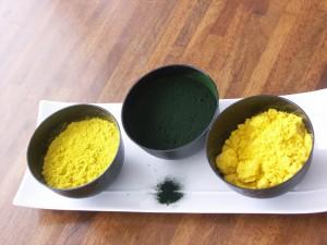 farines micro algues