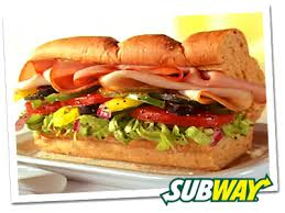 Sandwich Subway
