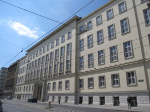 Univeristé médecine Vienne