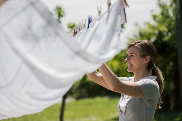 L 39 adoucissant textile parfum fait maison pour des for Adoucissant maison