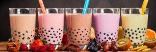 Recette bio : bubble tea maison aux fruits de saison, sans lait