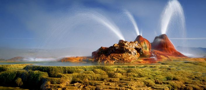black rock desert geysers