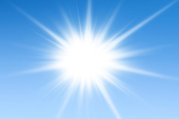 Soleil-brille-été-chaleur