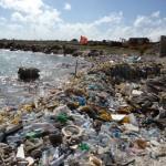 Thilafushi île poubelle