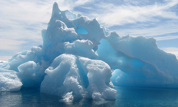 montée des eaux arctique-banquise-glace-01
