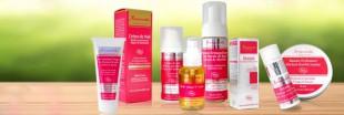 Test produit  -  Armencelle, la gamme cosmétique toute rose à l'esprit vert