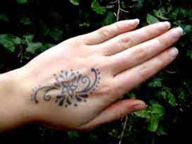 jagua tatouage temporaire gel de jagwa