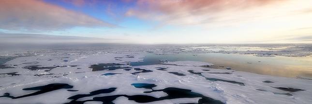 Banquise: Arctique au plus bas, Antarctique au plus haut