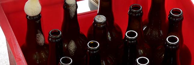 Reportage vidéo : à Montreuil, la bière artisanale c'est bio
