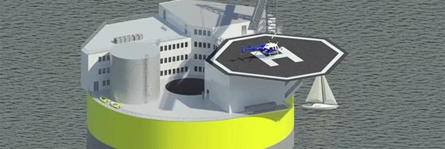 Bientôt des centrales nucléaires flottantes ?