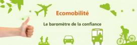 Le baromètre de l'écomobilité est en route