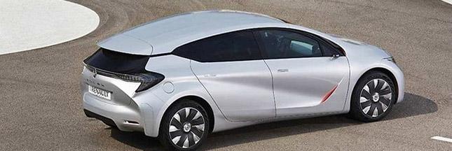 1 litre aux cent, c'est possible avec l'Eolab Renault