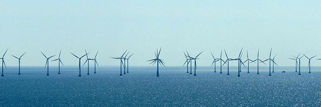 Énergie éolienne offshore : multipliée par 5 d'ici 2020