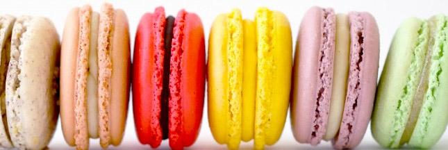 Le macaron : salé, sucré, coloré...mais meilleur bio !