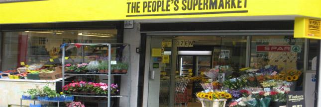 People's Supermarket : le supermarché du peuple, par le peuple