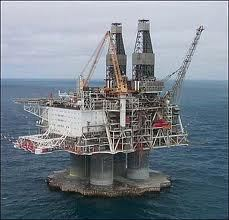 pétrole mer du nord