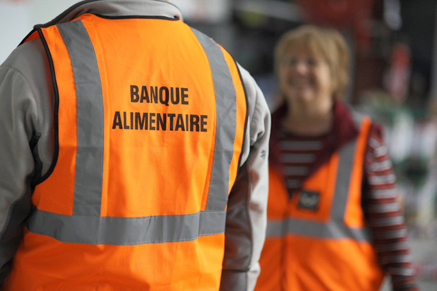 Banque alimentaire gaspillage