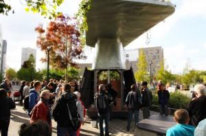 Composteur collectif Nantes