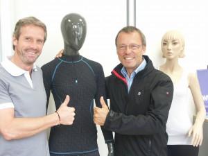 Olivier Trentesaux et Philippe Danckaert