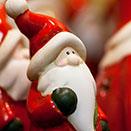 Noël écologique déco faite maison