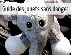 guide des jouets sans danger écologiques