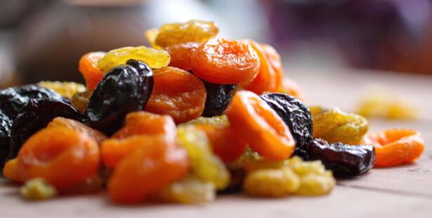calorie raisin