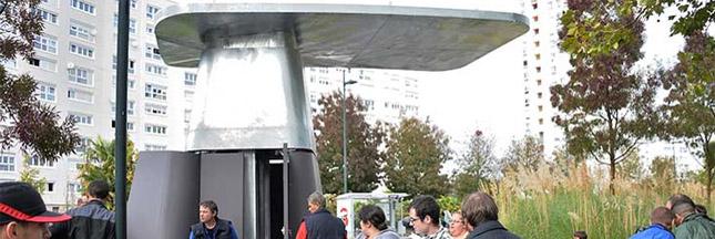 Un composteur collectif pour les habitants à Nantes