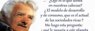José Mujica ou le parcours atypique d'un homme  authentique.