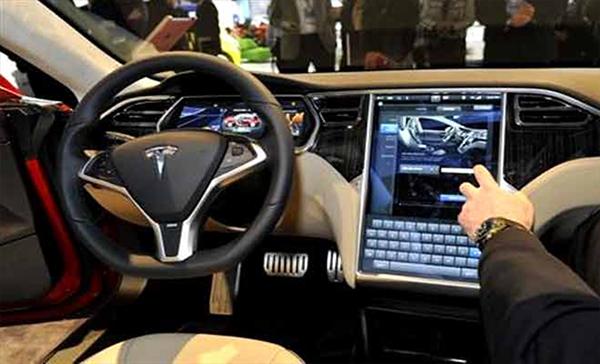 Crédit photo: © Tesla Magazine