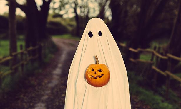 idées déguisement halloween récup