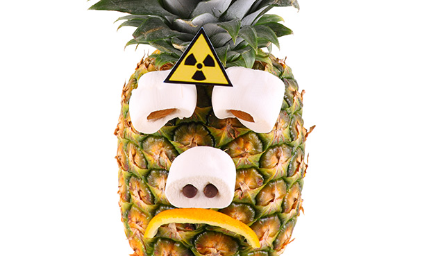ionisation des aliments irradiation