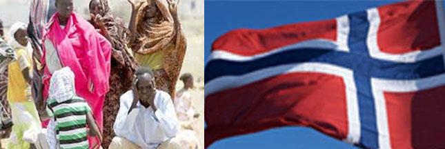 La Norvège au secours des fermiers soudanais