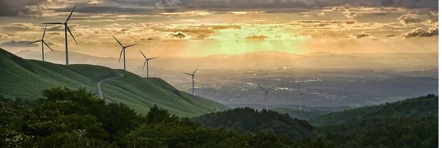 Stockage éolien