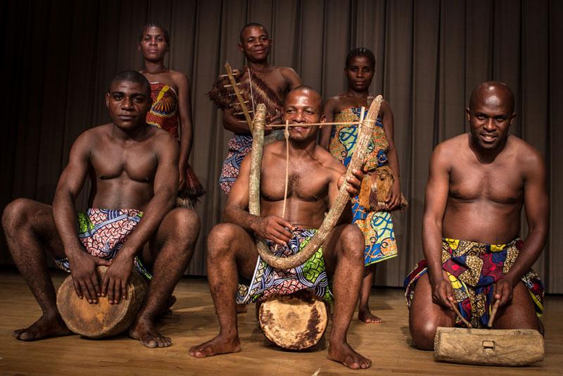 Pygmées Aka
