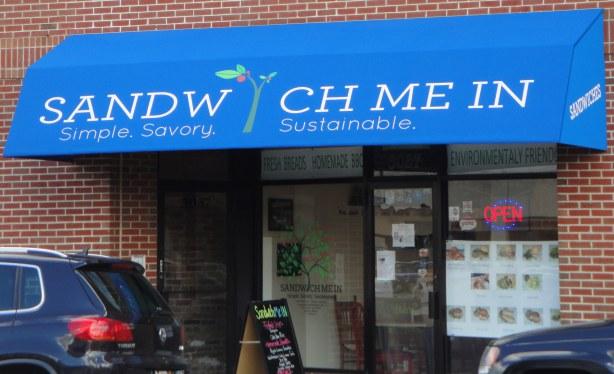 Sandwich me in
