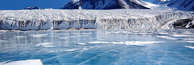 Antarctique: derrière la réserve naturelle, la bataille du pétrole