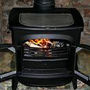 types de poêles à bois chauffage