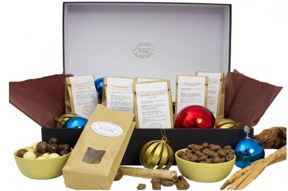 coffret-delices-gourmandises idée cadeau Noël