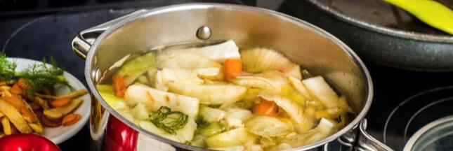 Astuce anti-gaspillage: les eaux de cuisson sont utiles!