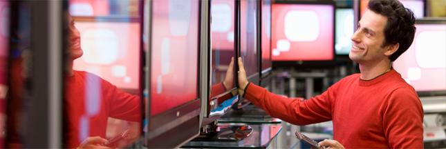 La chasse aux très grands écrans TV est ouverte par Bruxelles