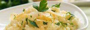 Recette bio aux agrumes : risotto sucré-salé au yuzu