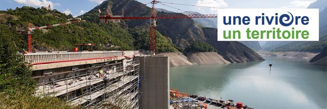 Une rivière, un territoire associe hydroélectricité et développement local