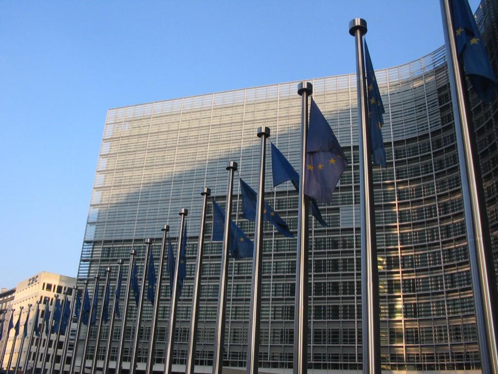 Commission Européenne grands écrans