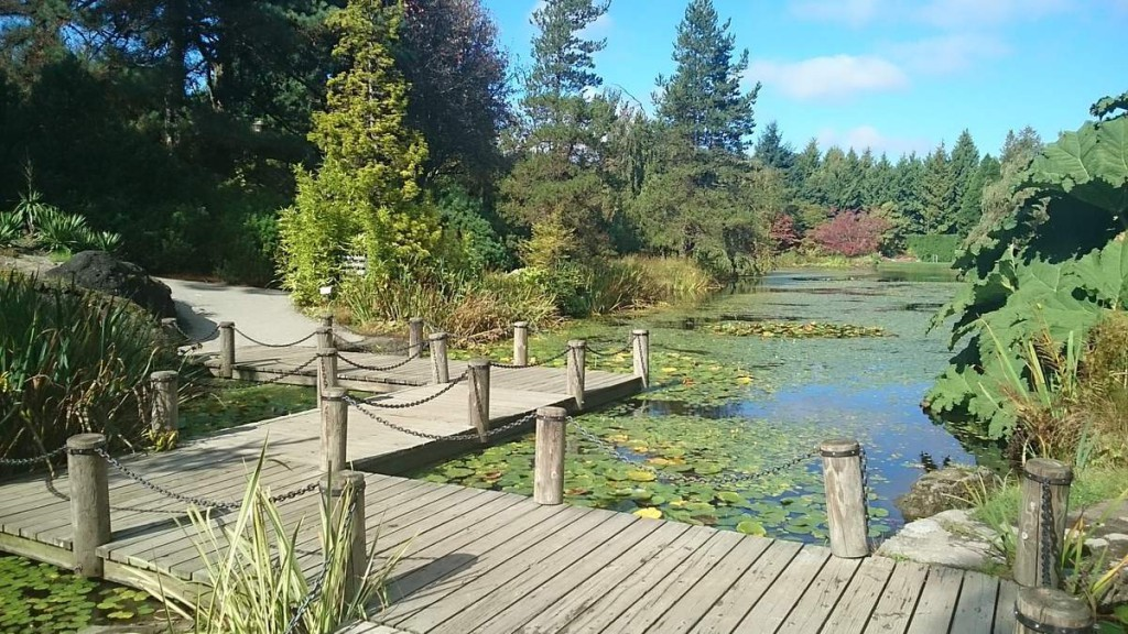 Jardin Botanique Van Dusen