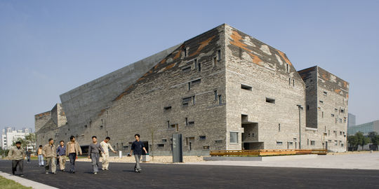 Musée Ningbo
