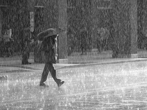 Pluie Tempêtes en France