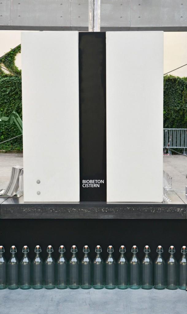Rainhouse la maison intelligente qui transforme l 39 eau de for Utiliser l eau de pluie pour la maison