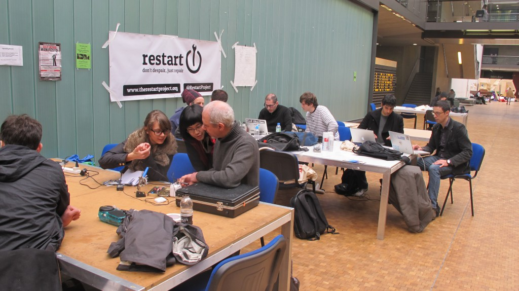 Restart Project 2