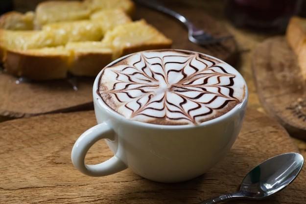 brunch, boisson chaude, café