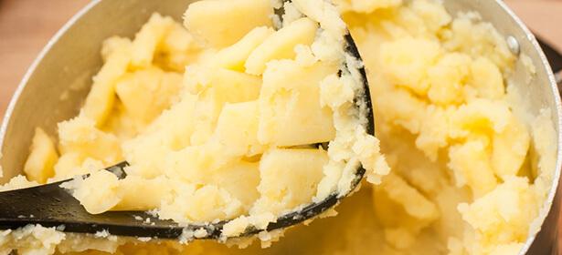 écrasé de pommes de terre recette aioli avocat